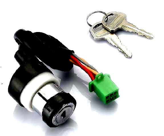 Key Set  Ignition